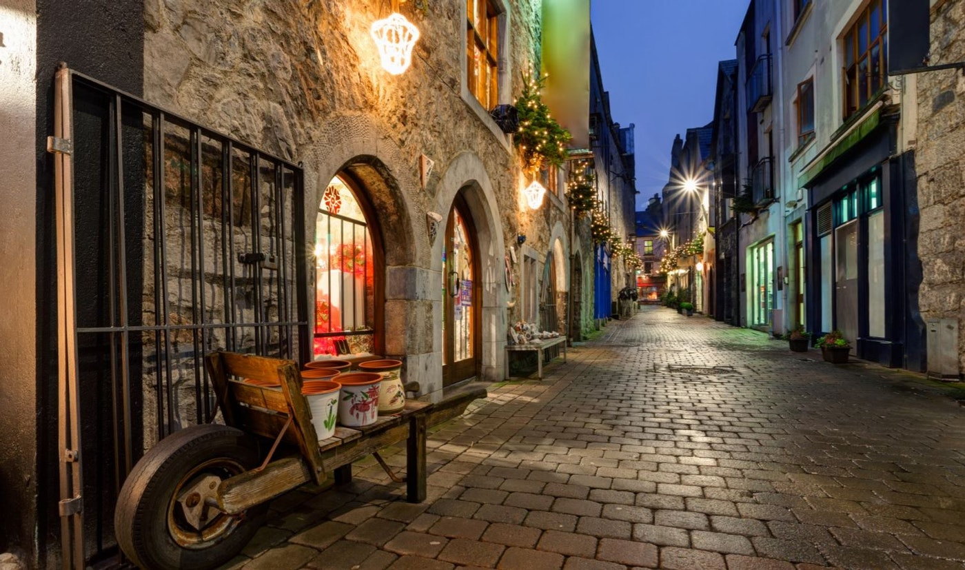 Galway Comedy Events