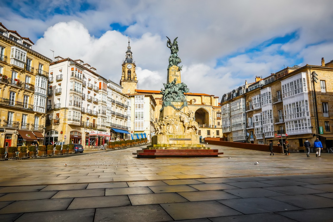 Vitoria-Gasteiz actividades